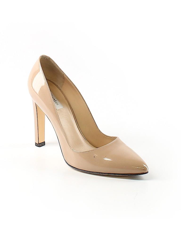 Max Mara Women Heels Size 38 (IT)