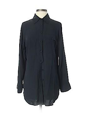 Hanna G. 3/4 Sleeve Silk Top Size S