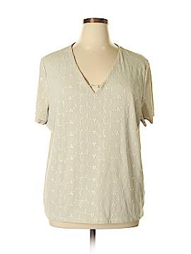 Avenue Short Sleeve Top Size 22-24 Plus (Plus)