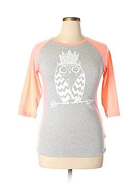 A-Lab 3/4 Sleeve T-Shirt Size L