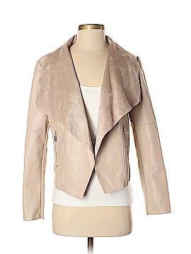 Bagatelle Faux Leather Jacket Size XS