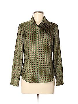 Talbots Long Sleeve Blouse Size 2