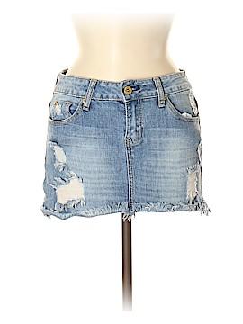 Zco. Denim Skirt Size 9