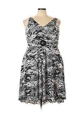 Voir Voir Casual Dress Size 24 (Plus)