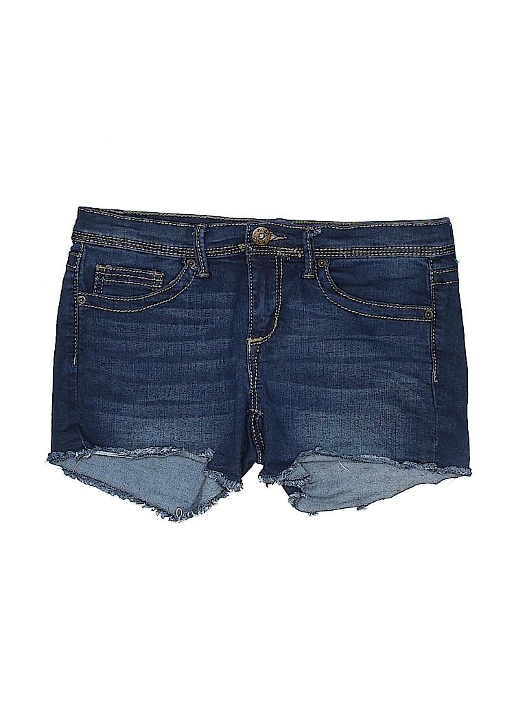 Mudd Women Denim Shorts Size 9