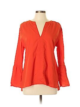 Ann Taylor Factory Long Sleeve Blouse Size L