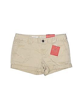 Mossimo Supply Co. Khaki Shorts Size 00
