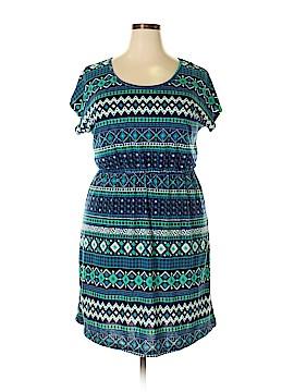 Bobbie Brooks Casual Dress Size 1X (Plus)