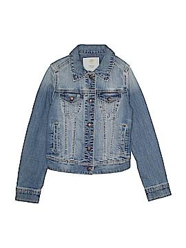 Tucker + Tate Denim Jacket Size M (Kids)