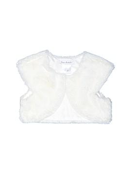 Jona Michelle Faux Fur Vest Size 5