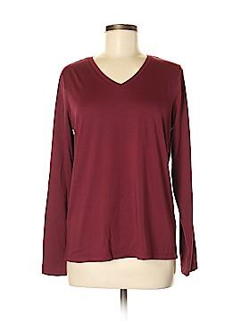 Lands' End Long Sleeve T-Shirt Size 9