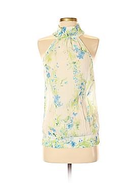 Zara Basic Sleeveless Blouse Size M