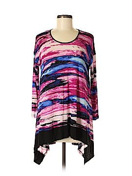 Kensie 3/4 Sleeve Top Size S