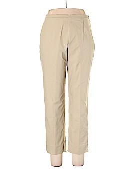 Sigrid Olsen Khakis Size 14