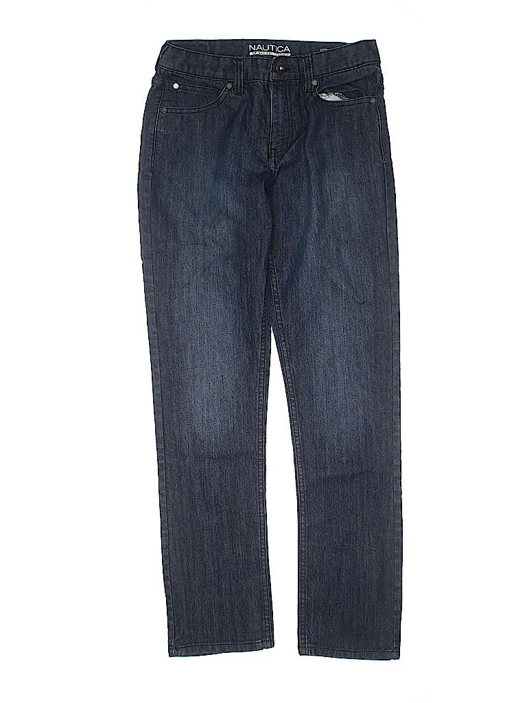 Nautica Girls Jeans Size 14