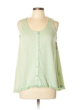 Dani Short Sleeve Top Size L