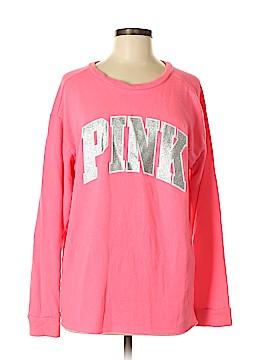 Via Pinky Collection Sweatshirt Size M