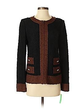 St. John Wool Cardigan Size 4