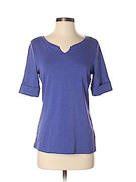 Ellen Tracy Short Sleeve T-Shirt Size 2