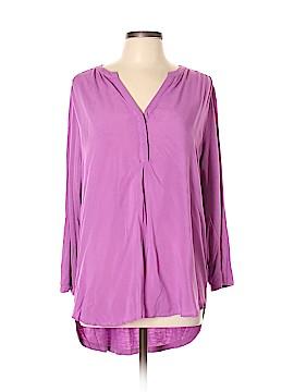 Pleione 3/4 Sleeve Blouse Size XL