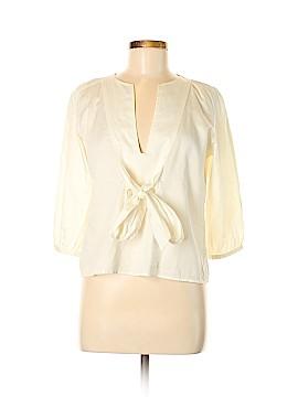 Tibi 3/4 Sleeve Blouse Size M