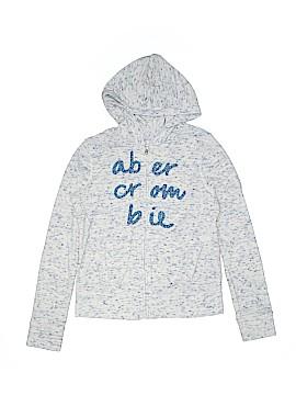 Abercrombie Zip Up Hoodie Size 10 - 12