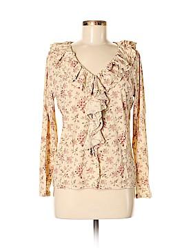 Lauren Jeans Co. Long Sleeve Top Size M