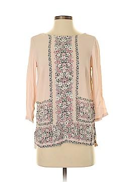 Lauren Conrad 3/4 Sleeve Blouse Size S