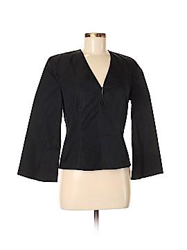 Giorgio Armani 3/4 Sleeve Silk Top Size 42 (IT)
