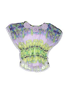 Bongo Short Sleeve Blouse Size 7-8