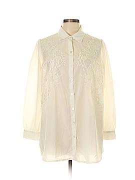 Denim 24/7 Long Sleeve Blouse Size 12