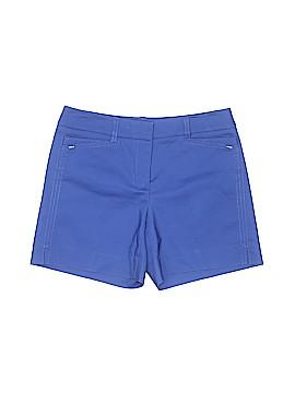 White House Black Market Khaki Shorts Size 00