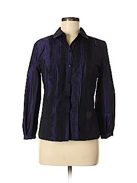 Lida Baday Long Sleeve Blouse Size 8