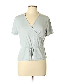 Belford Short Sleeve Silk Top Size XL