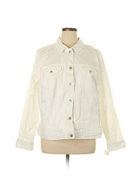 Style&Co Denim Jacket Size 22 (Plus)