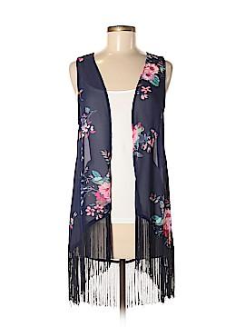 Love on a Hanger Kimono Size M