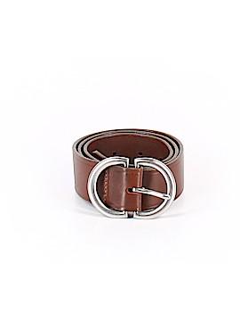 Ann Taylor LOFT Leather Belt Size XS