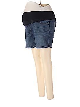 Liz Lange Maternity for Target Denim Shorts Size M (Maternity)