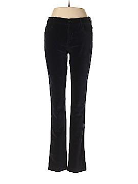 James Jeans Velour Pants 27 Waist