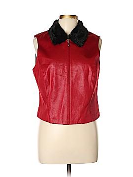 Nancy Bolen City Girl Vest Size 10