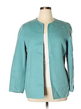 Dana Buchman Wool Coat Size 14 (Petite)