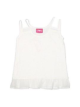 Girls Love Pink Sleeveless Top Size 14 - 16