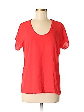 Soprano Short Sleeve Blouse Size M