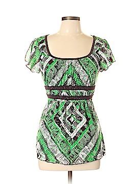 Alyx Short Sleeve Blouse Size L