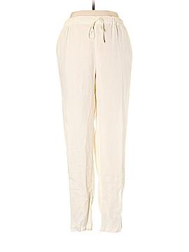 J. Crew Linen Pants Size XL