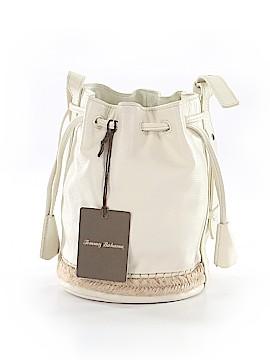 Tommy Bahama Leather Bucket Bag One Size