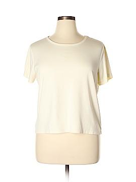 L.L.Bean Short Sleeve Top Size XL