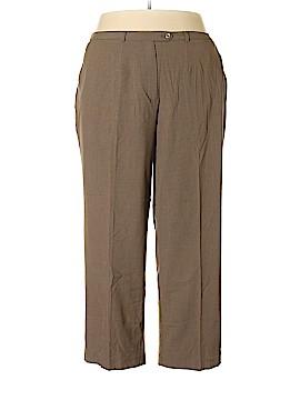 Sag Harbor Dress Pants Size 22 (Plus)