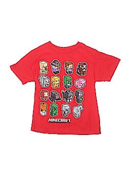 Mojang 3/4 Sleeve T-Shirt Size 8