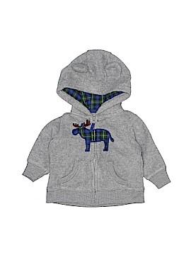 Carter's Zip Up Hoodie Size 3 mo